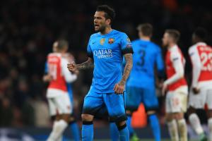 Ex-Barcelona defender Dani Alves joins Juventus