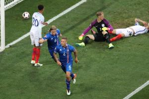 Watch: Iceland stuns, ousts England in Euro 2016