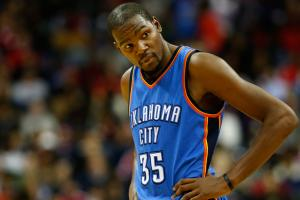 Report: Kevin Durant to meet with six teams
