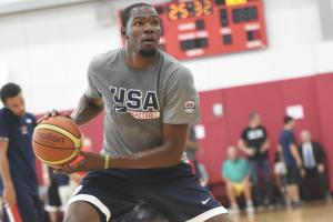 Durant, Anthony, Green on USA Basketball roster