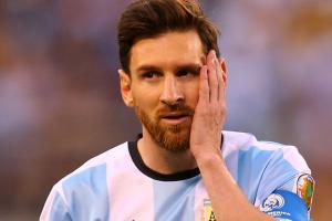 Sports page roundup: Messi retires from Argentina