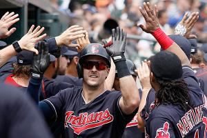 Cavs who? Indians have majors' longest winning streak