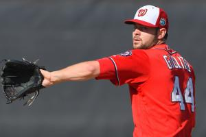 Nationals call up top prospect Lucas Giolito
