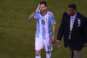 Podcast: Messi retires, a wild Copa America finale