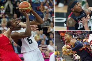 USA basketball roster disappoints