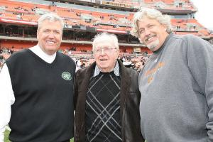 Rex, Rob Ryan hope to fortify Buddy's legacy