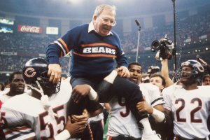 Buddy Ryan was about having a great time