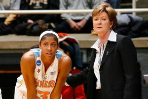 Candace Parker shares letter from Pat Summitt