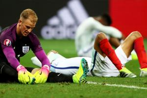 Just how bad was England's ouster from Euro 2016?