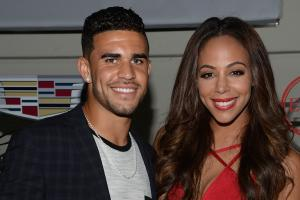 Sydney Leroux gave her husband makeup for bet