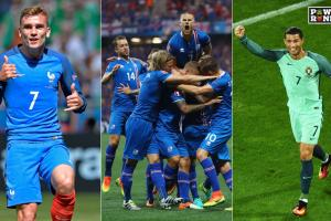 Ranking the eight remaining Euro 2016 contenders