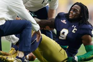 Report: No improvement for Jaylon Smith injury