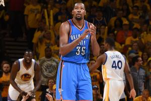 Durant sweepstakes, free agency questions and more