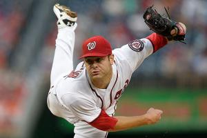 Nats' Lucas Giolito steps into spotlight