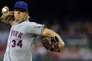 Noah Syndergaard perfectly taunted a reporter