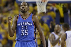 Bovada sets odds on Kevin Durant free agency