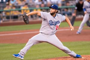 Dodgers P Clayton Kershaw placed on DL