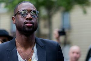 Dwyane Wade attributes success to an odd source