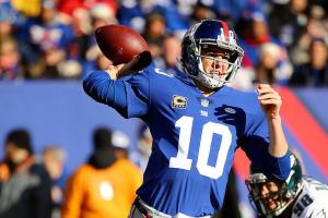 Fantasy football: Eli Manning, Giants
