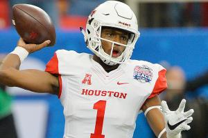 2017 NFL draft prep: Houston QB Greg Ward Jr.
