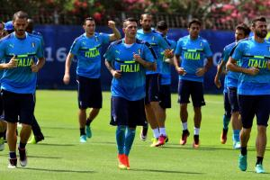 Tough opponents bringing out strengths in Italy