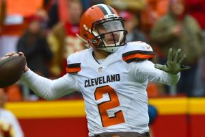 Manziel suspended for substance abuse violation