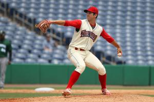 Phillies prospect loses eye in freak accident