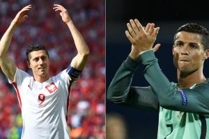 LIVE: Poland vs. Portugal, Euro 2016 quarterfinals