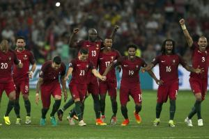 Portugal one step from Euro final after PK triumph