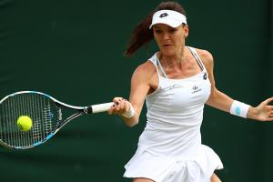No. 3 seed Radwanska survives Wimbledon upset bid