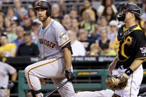 Madison Bumgarner won't hit in home run derby