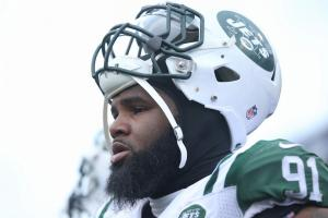 Jets' Sheldon Richardson suspended for Week 1