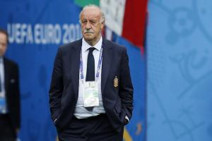 Spain coach Vicente del Bosque to resign