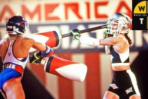 American Gladiators games: Cast relives cult hit TV show