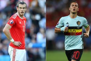LIVE: Wales vs. Belgium, Euro 2016 quarterfinals