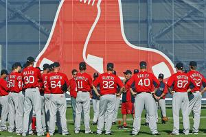 MLB punishes Red Sox for international violations