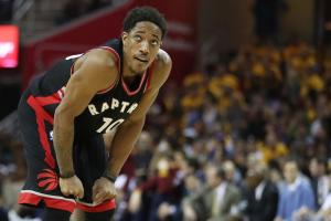 Reports: DeMar DeRozan will re-sign with Raptors