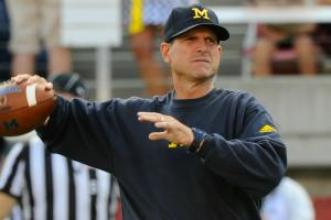 Jim Harbaugh ranks his favorite Drake tracks