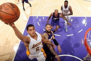 Big shoes to fill: Lakers re-sign Jordan Clarkson