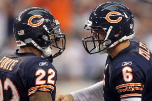 Matt Forte: I feel bad for Jay Cutler