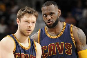 Does LeBron know Delly's a restricted free agent?