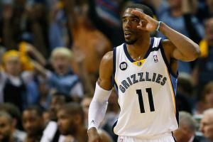 Report: Mike Conley to re-sign with Grizzlies