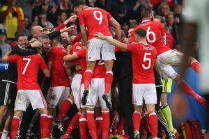WATCH: Wales tops Belgium to reach Euro semifinals