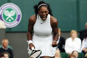 Serena Williams survives against Christina McHale