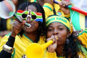 Carlsberg wants you to use a vuvuzela responsibly