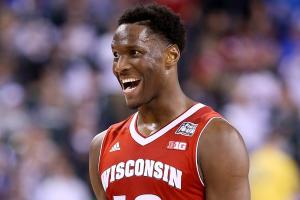 Watch: Nigel Hayes does perfect Stone Cold impression