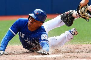 Toronto Blue Jays Ezequiel Carrera