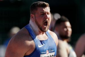 Olympic dreams fulfilled for shot putter Kovacs