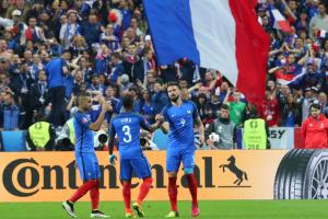 France routs Iceland in the Euro 2016 quarterfinals