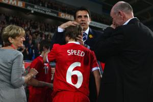 Chris Coleman remains inspired by the death of Gary Speed